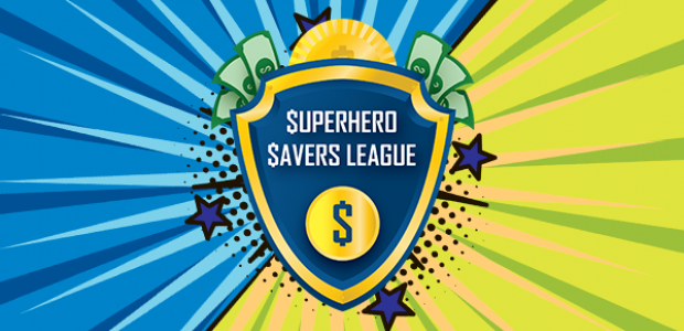 SUPERHERO SAVERS LEAGUE