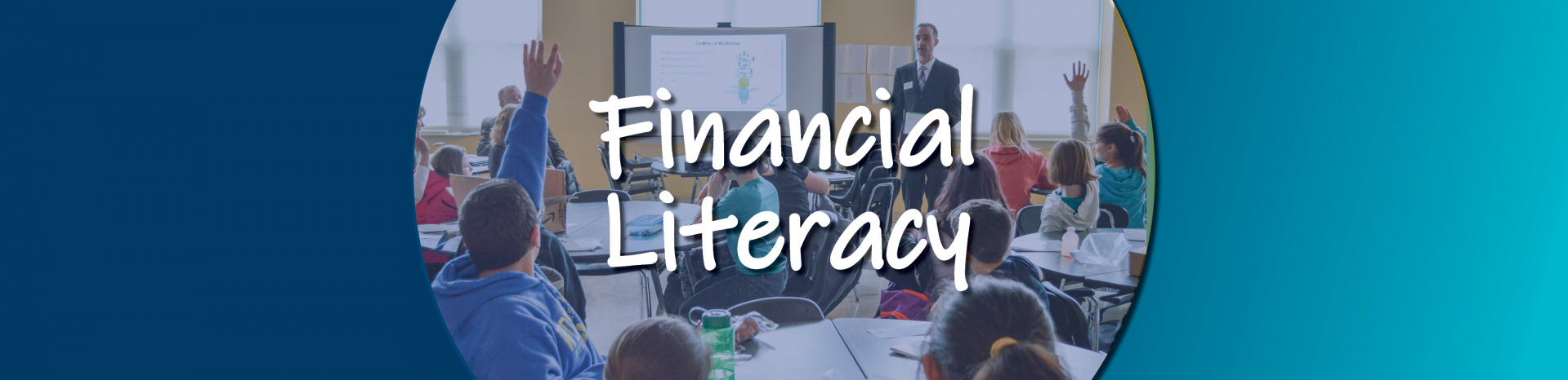 Financial Literacy Class image