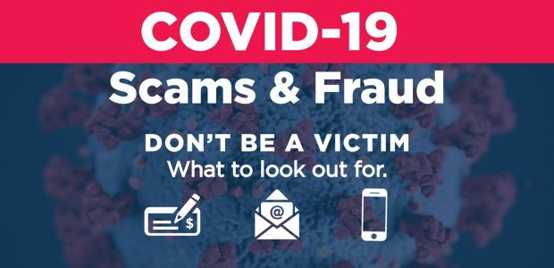 North Brookfield Savings Bank's COVID-19 Scams & Fraud Awareness | North  Brookfield Savings Bank