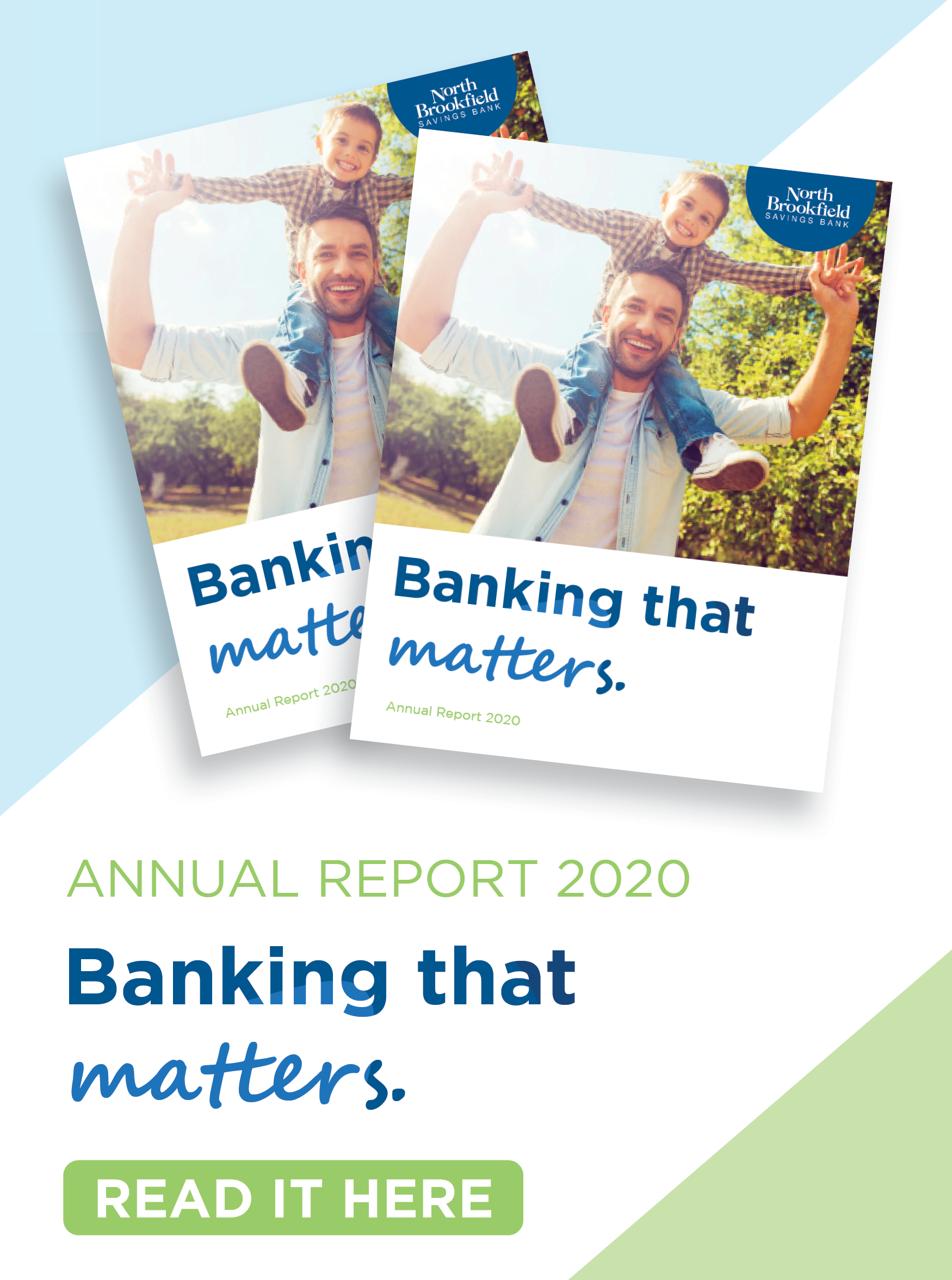 2020 Annual Report banner. Click to learn more.